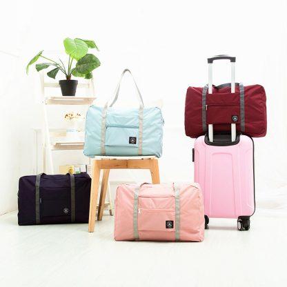 2366 aa4f90f05860eadfd8d8372d034221e9 416x416 - Sac de voyages pliables Fashion