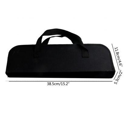 sac de transport de l'Ensemble D'outils en acier inoxydable pour votre BBQ