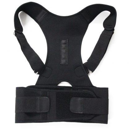 corset correcteur dos noir 2