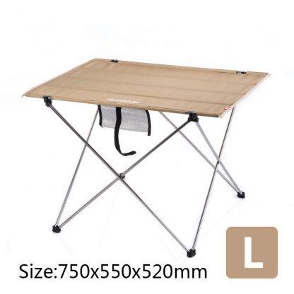 TABLE KAKI L