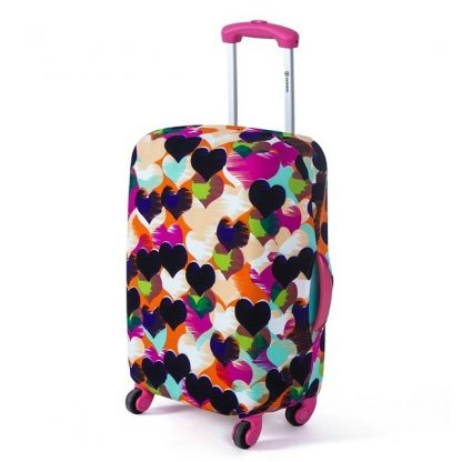 housse de valise modele love