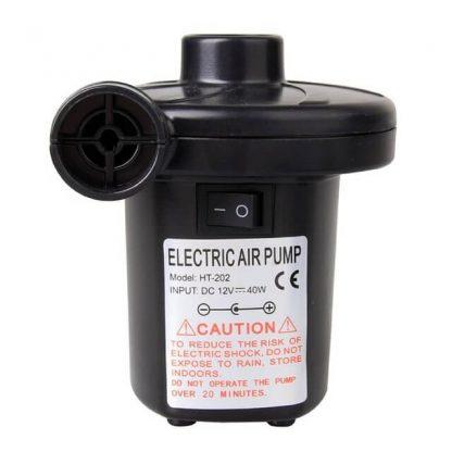 vue de la pompe electrique