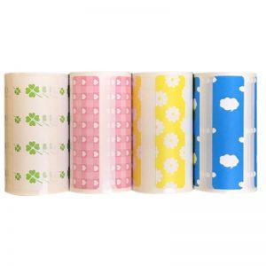 H20af8047a541444f929f751f6865ea0bQ 300x300 - Peripage A6: 3 Rouleaux de papier autocollant thermique étiquette