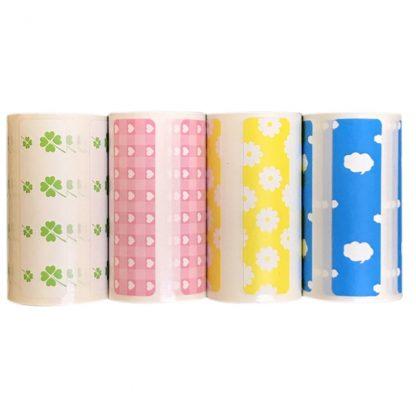 H20af8047a541444f929f751f6865ea0bQ 416x416 - Peripage A6: 3 Rouleaux de papier autocollant thermique étiquette