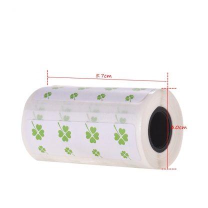 H565acc376d494562919bed5ff1bd6d19x 416x416 - Peripage A6: 3 Rouleaux de papier autocollant thermique étiquette
