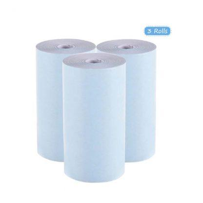 H9b3269b2f04940c0b6e886e87c40d60aW 416x416 - Peripage A6: 3 rouleaux de papier thermique colorés 57*30mm