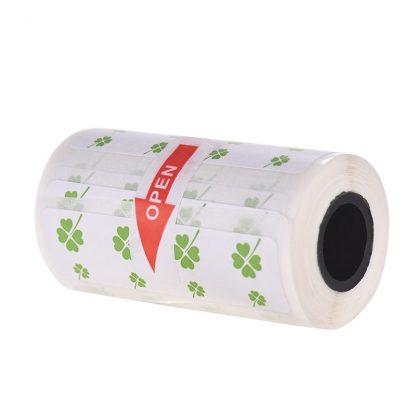 Hc08ced1f7d3d44a9942cde04011c3019Q 416x416 - Peripage A6: 3 Rouleaux de papier autocollant thermique étiquette