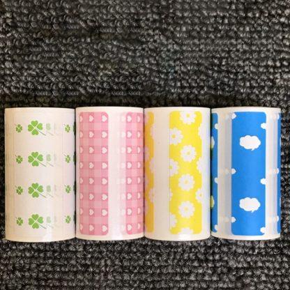 Hf8566ddc235d4d61b3009a9afac673ebt 416x416 - Peripage A6: 3 Rouleaux de papier autocollant thermique étiquette