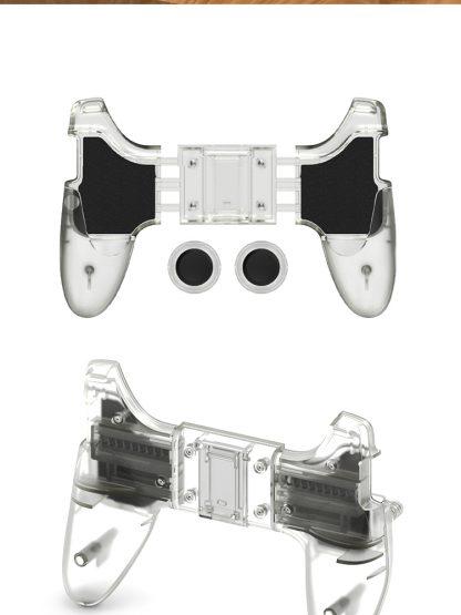 DONN ES GRENOUILLE 2 Pack Mobile Contr leur G chette Jeu Feu Bouto 26 416x555 - Contrôleur de jeu mobile intégré