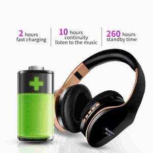 casque bluetooth de jeu 4 300x300 - Casque Bluetooth de jeu pliable sans fil