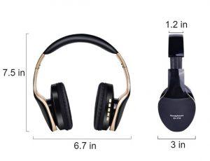 casque bluetooth de jeu 5 300x230 - Casque Bluetooth de jeu pliable sans fil